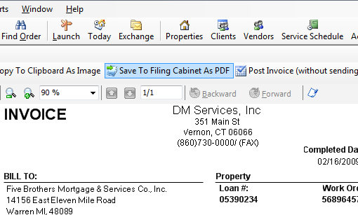Invoice Holder Excel East Point Systems Inc  Training Documents Fedex Invoice Online with App To Make Invoices Word Next You Need To Decide If You Want To Send The Invoice To Your Client At  This Time Or Not If You Dont Want To Send The Invoice Yet Click The  Close  Receipt Creator Free Word
